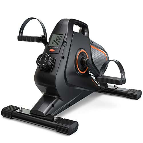 Mini Pedal Exerciser Magnetic Exercise Bike Elder Recovery Trainig Home Workout