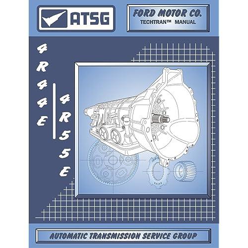 4R44E 4R55E 5R55E 5R44E 2WD Remanufactured Solenoid Kit Filter Set ...