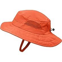 fc80a8d9dece4 Connectyle Kids UPF 50+ Bucket Sun Hat UV Sun Protection Hats Summer Play  Hat