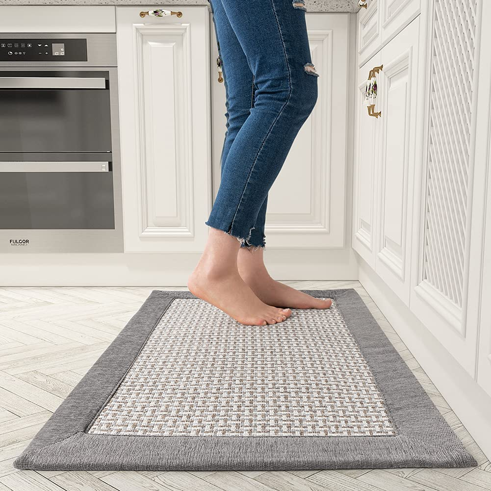Buy Kitchen Floor Mats for in Front of Sink Kitchen Rugs and Mats ...