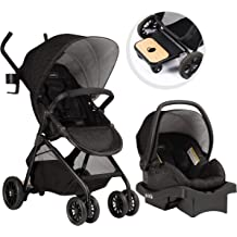 Folding Baby Stroller Jogger Child Car Seat Combo Expedition Strollers Travel