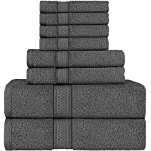 Grey 24-Pack Washcloths Utopia Towels Absorbent 100/% Ring Spun Cotton